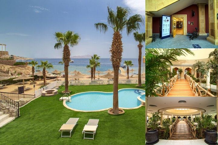 Savoy Sharm El Sheikh Hotel photo collage
