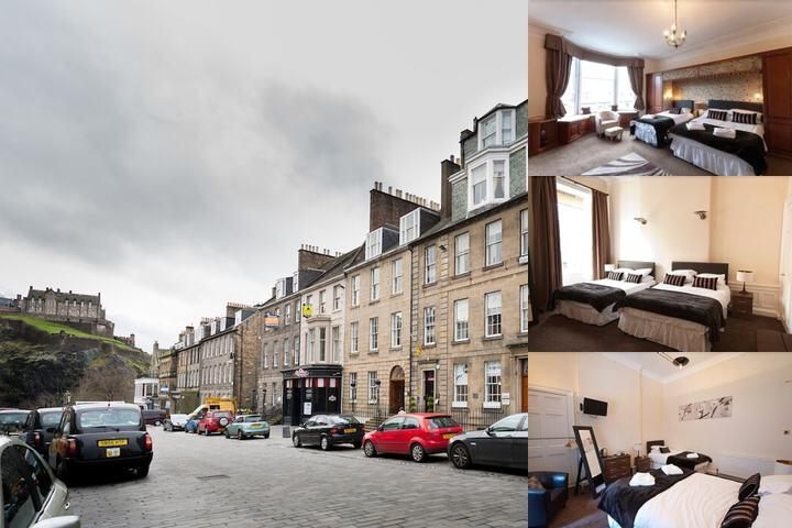 Castle View Guest House photo collage