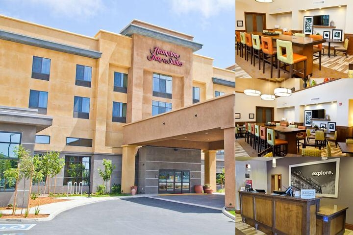 Hampton Inn & Suites Salinas photo collage