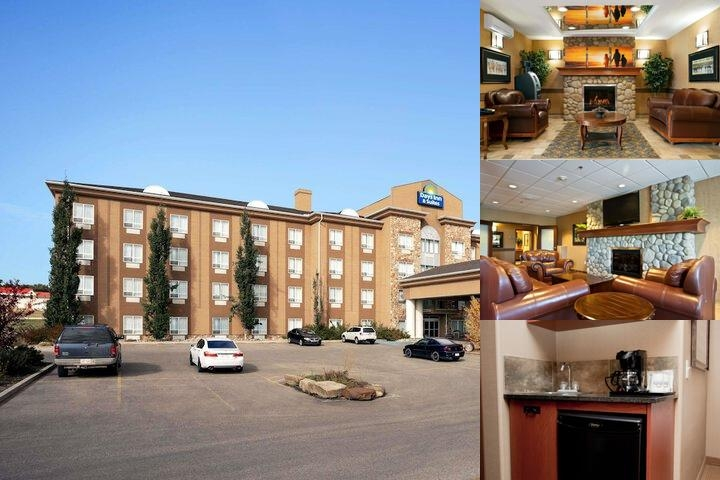 Days Inn & Suites Strathmore photo collage
