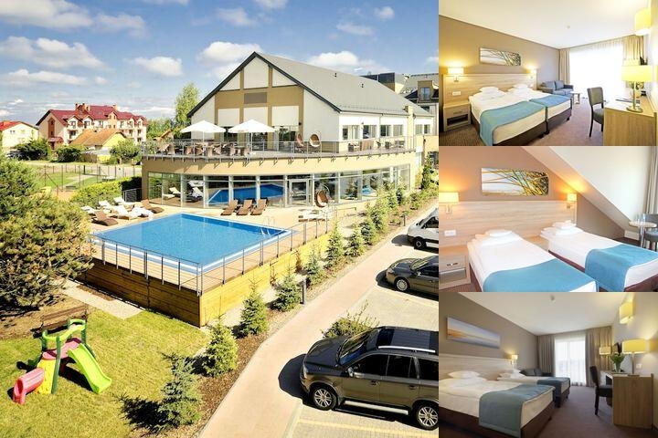 Tristan Hotel & Spa photo collage
