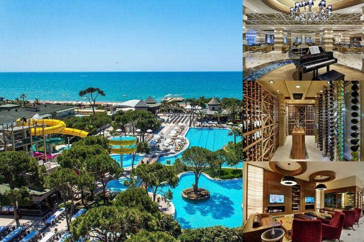Papillon Ayscha Resort & Spa All Inclusive photo collage