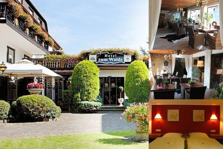 Hotel Zum Walde photo collage