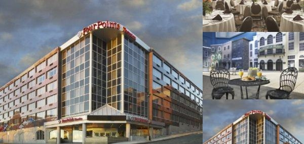 The Four Points by Sheraton Halifax photo collage