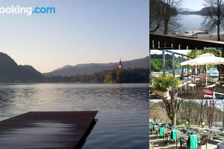 Penzion Zaka Olympic Rowing Center Bled photo collage