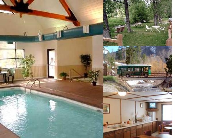 Black Hills Inn & Suites photo collage