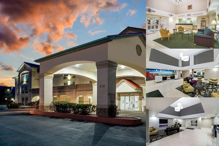 La Quinta Inns at Suites photo collage