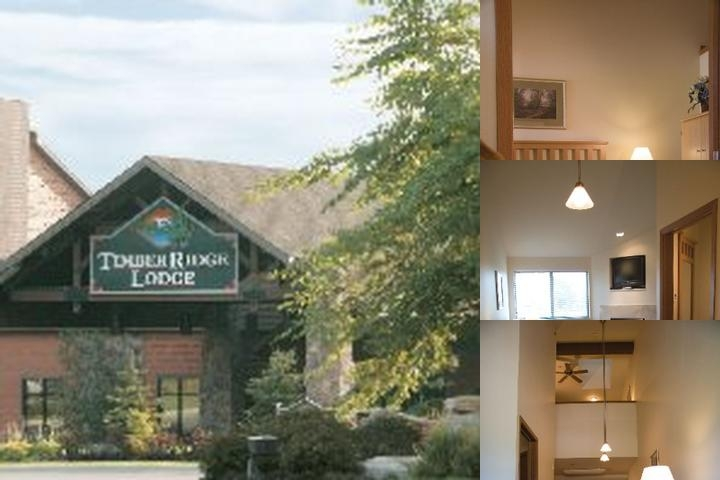 Timber Ridge Lodge & Waterpark at Grand Geneva photo collage