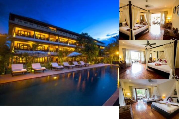 Angkor Heritage Boutique Hotel photo collage