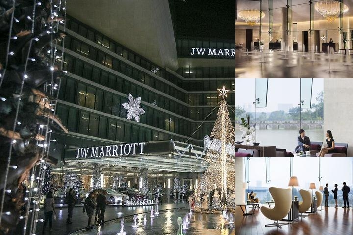 JW Marriott Hotel Hanoi photo collage