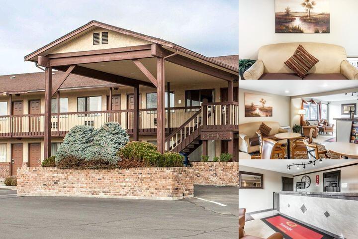 Econo Lodge Ellensburg Near University Photo Collage
