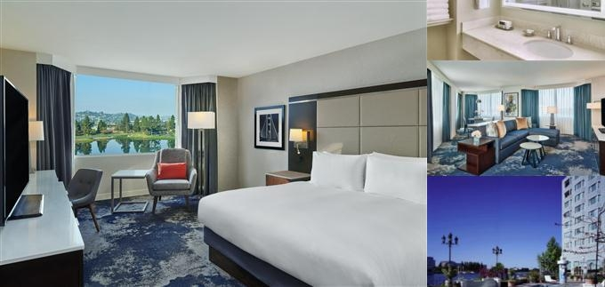 Sofitel San Francisco Bay photo collage