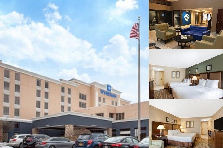 Wyndham Philadelphia Bucks County photo collage
