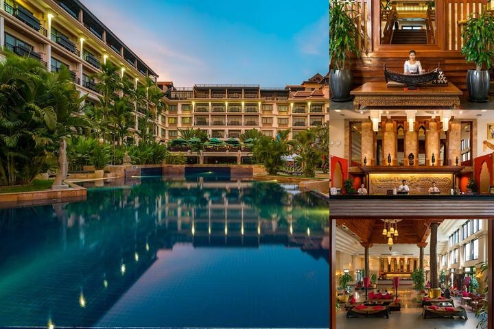 Angkor Miracle Resort & Spa photo collage