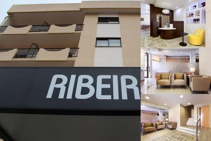 Ribeiro Hotel photo collage