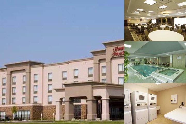 Hampton Inn & Suites by Hilton Guelph photo collage