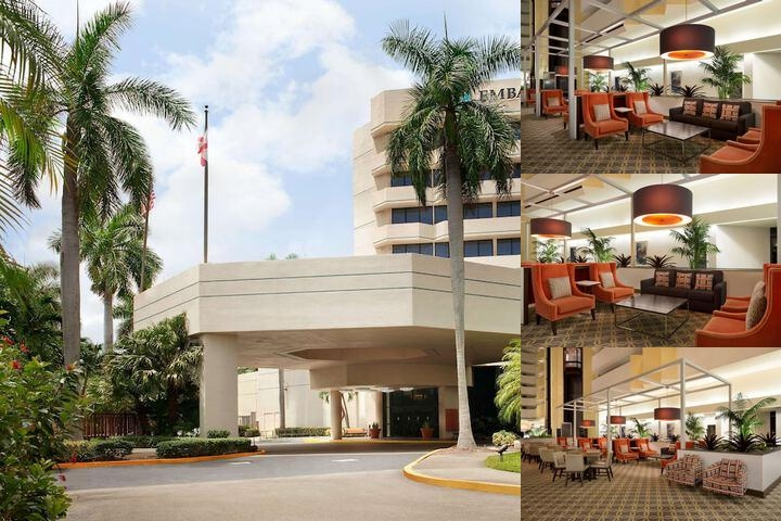 Embassy Suites Boca Raton photo collage