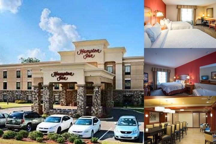Hampton Inn Enterprise photo collage