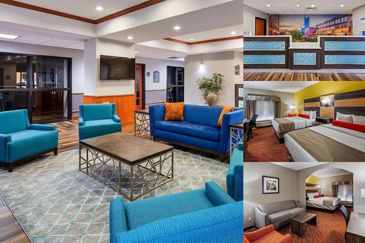 Best Western Plus Midwest City Inn & Suites photo collage