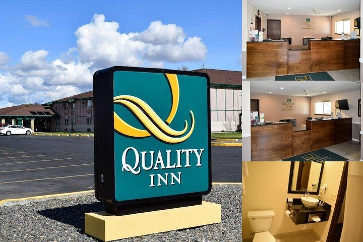 Quality Inn Umatilla photo collage