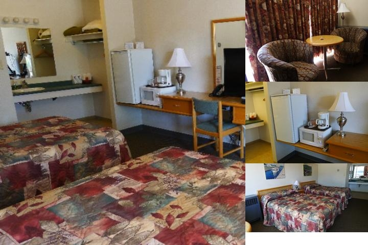 Catalina Motel photo collage
