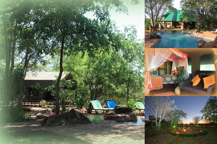 Prana Zambia photo collage