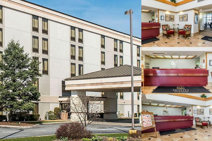 Quality Inn Suites Johnstown Pa 455 Theatre 15904