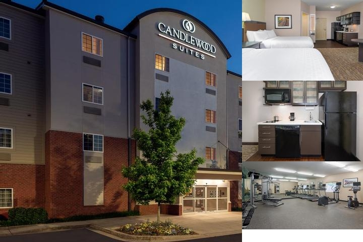 Candlewood Suites Athens photo collage