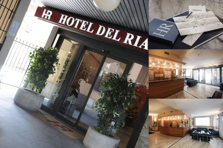 Hotel Del Riale S.r.l. photo collage