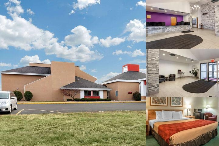 Econo Lodge Rothschild photo collage