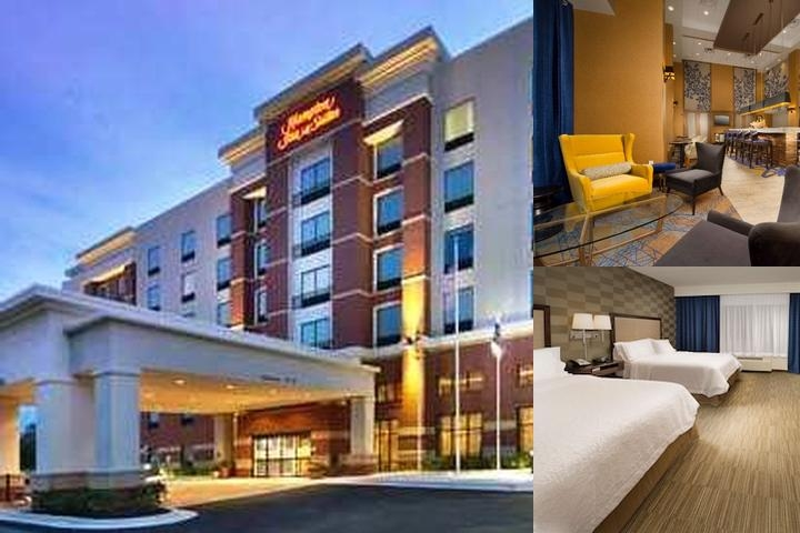 Hampton Inn & Suites Baltimore / Woodlawn Md photo collage