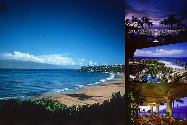 Four Seasons Resort Maui photo collage