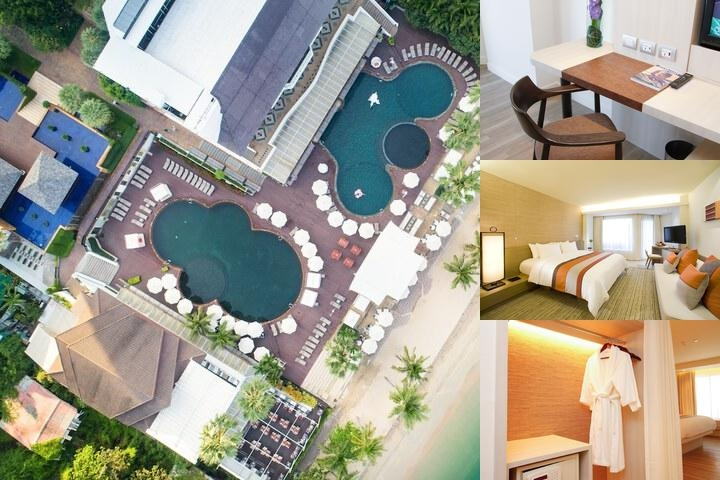 Pullman Pattaya Hotel G photo collage