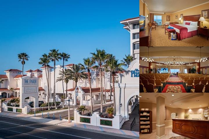 The Plaza Resort & Spa photo collage