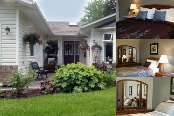 Arbor Bed & Breakfast photo collage