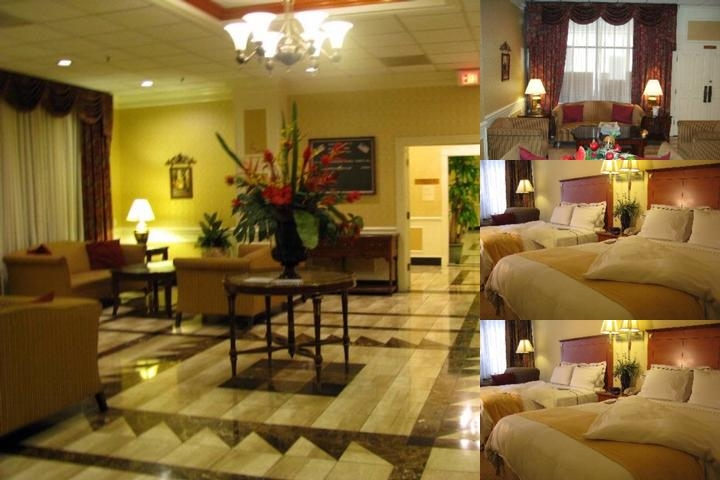 Radisson Hotel Charleston Airport photo collage