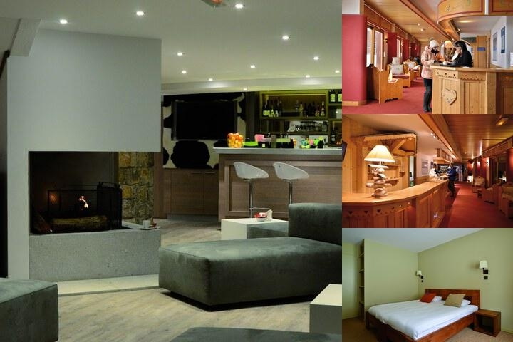 Mercure Belle Plagne 2100 photo collage