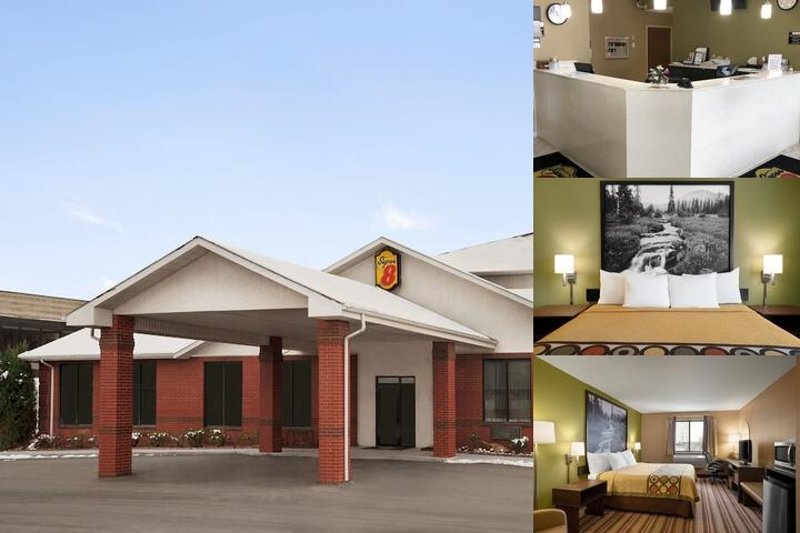 Super 8 by Wyndham S Jordan / Sandy / Slc Area photo collage