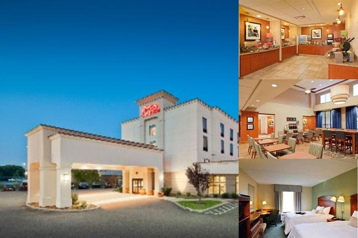 Hampton Inn & Suites West Haven / New Haven Ct photo collage