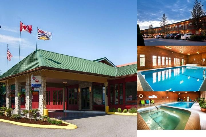 Best Western Bakerview Inn photo collage