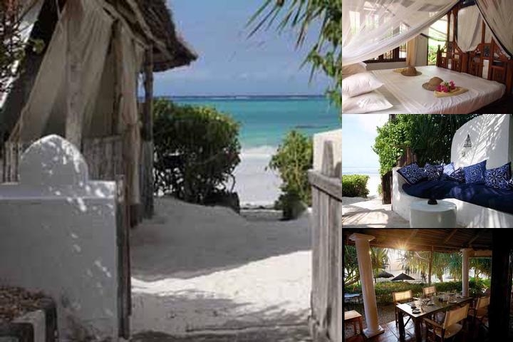 Zanzibar Retreat Hotel photo collage