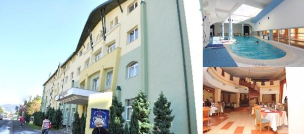 Eurohotel Baia Mare photo collage