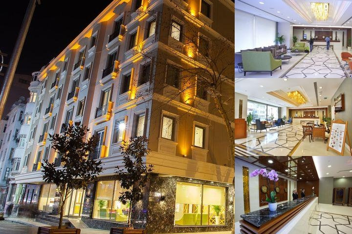 The Parma Hotel photo collage