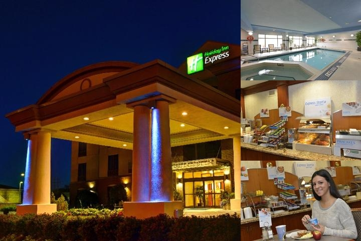 Holiday Inn Express & Suites Guelph photo collage