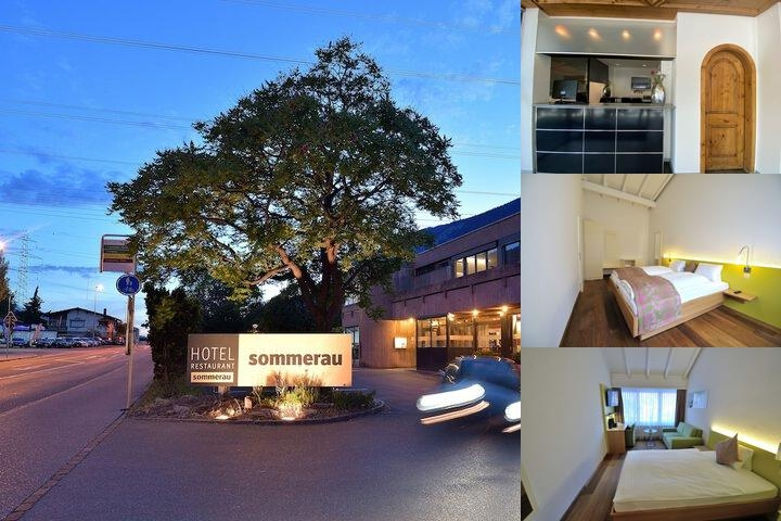 Best Western Hotel Sommerau photo collage