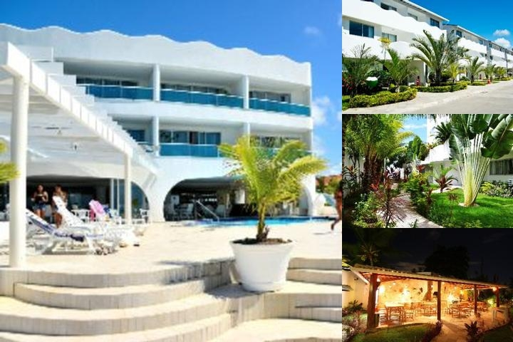 Casa Blanca Resort photo collage