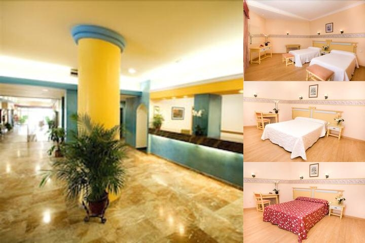 Hotel Monarque Torreblanca photo collage