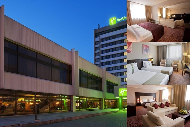 Holiday Inn Bratislava photo collage
