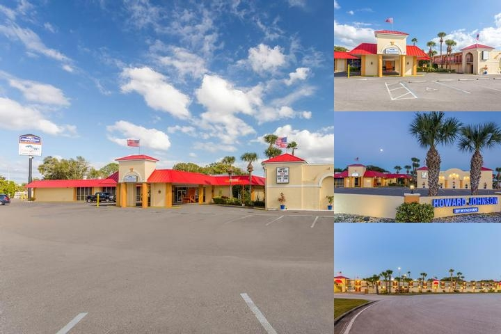 Howard Johnson Hotel Lakeland photo collage