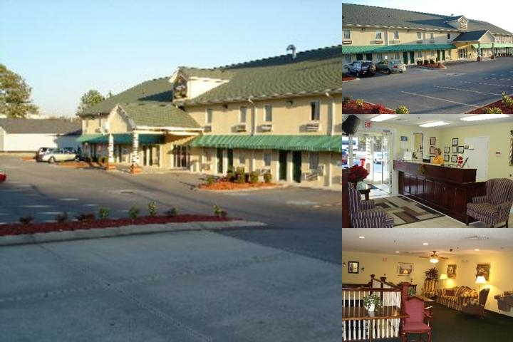 Douglas Inn & Suites photo collage